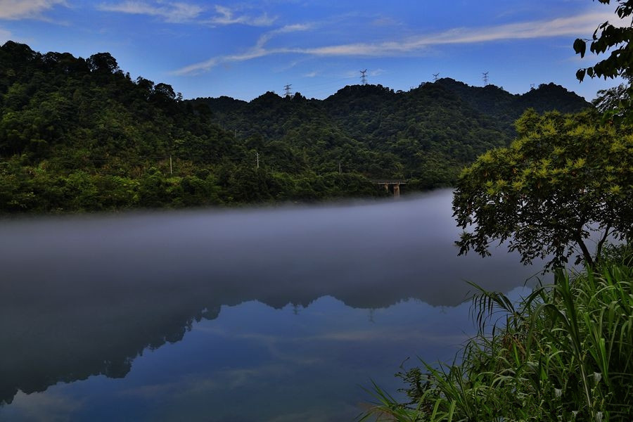 Heaven on earth: Dongjiang Lake in Hunan