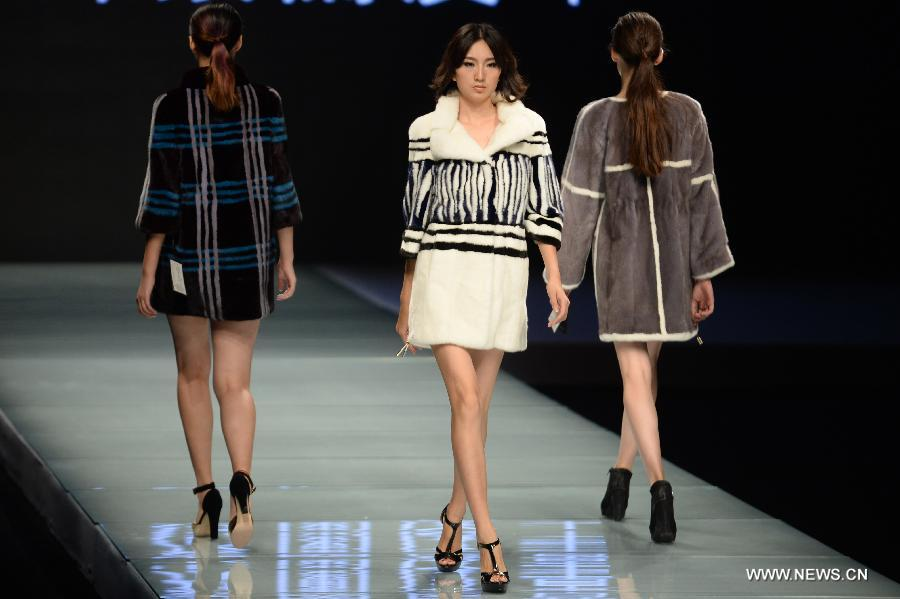 China Int'l Garment and Textile Fair held in Dalian