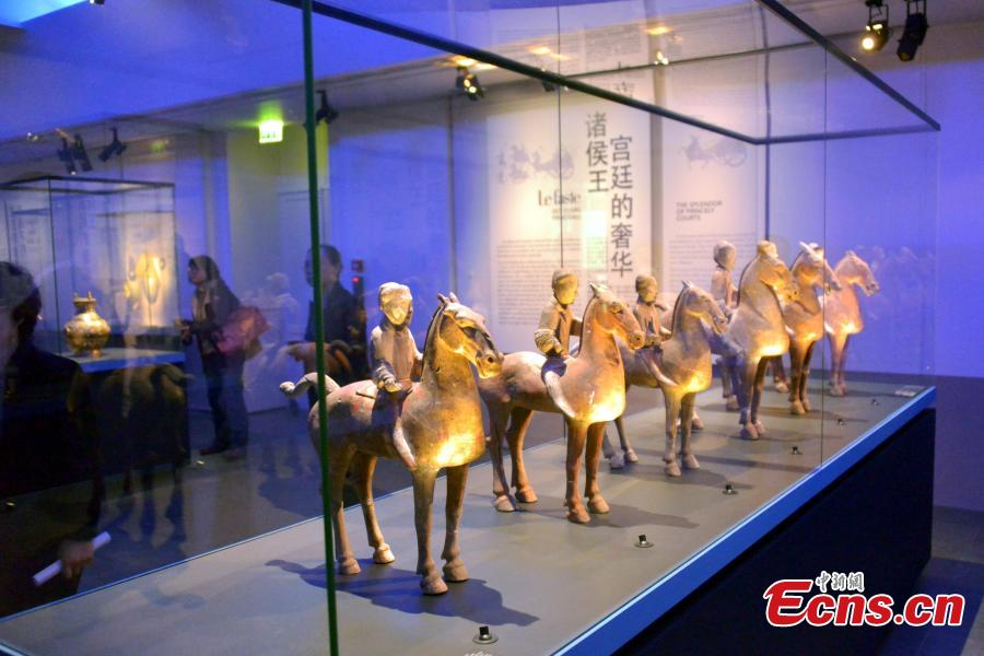 The Han Dynasty 'reigns' at Paris museum