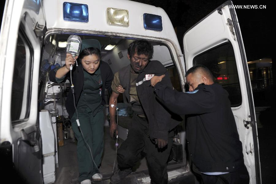 16 killed in Xinjiang coal mine accident