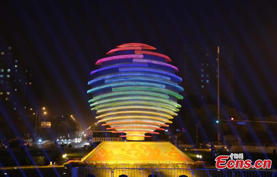 Lighting up the city to embrace APEC