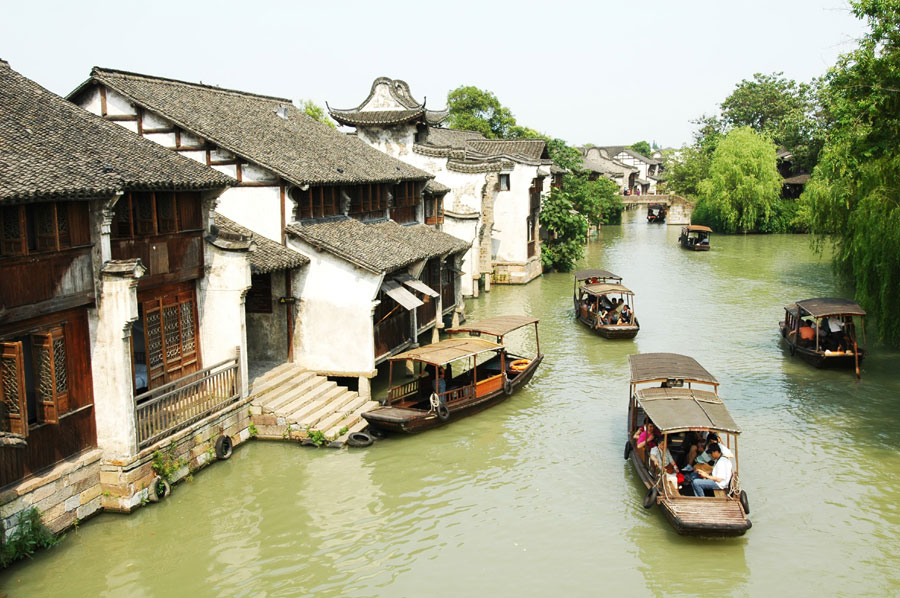 Wuzhen, epitome of classic water towns