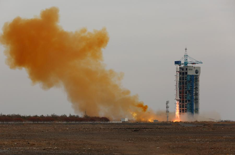 China launches Yaogan-24 remote sensing satellite