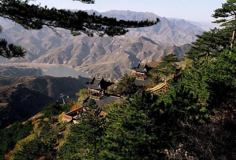 Magnificent Hengshan Mountain