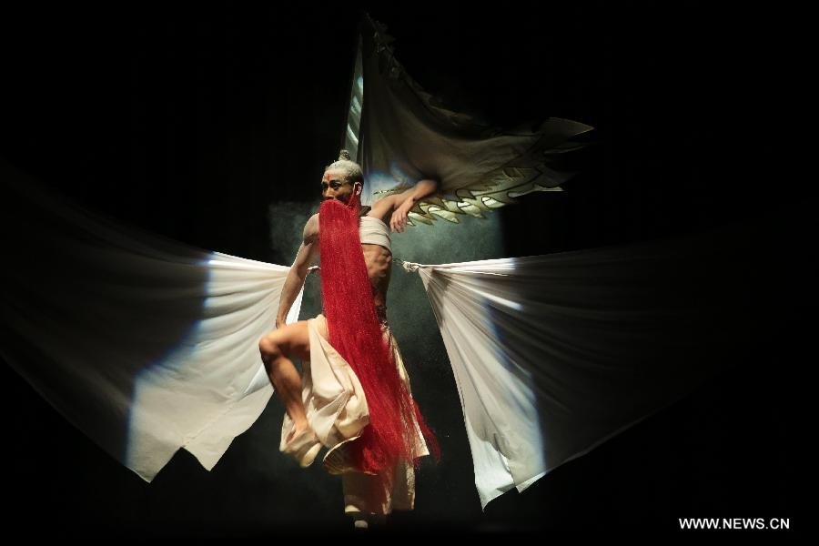 Chinese modern dance makes debut in Malta