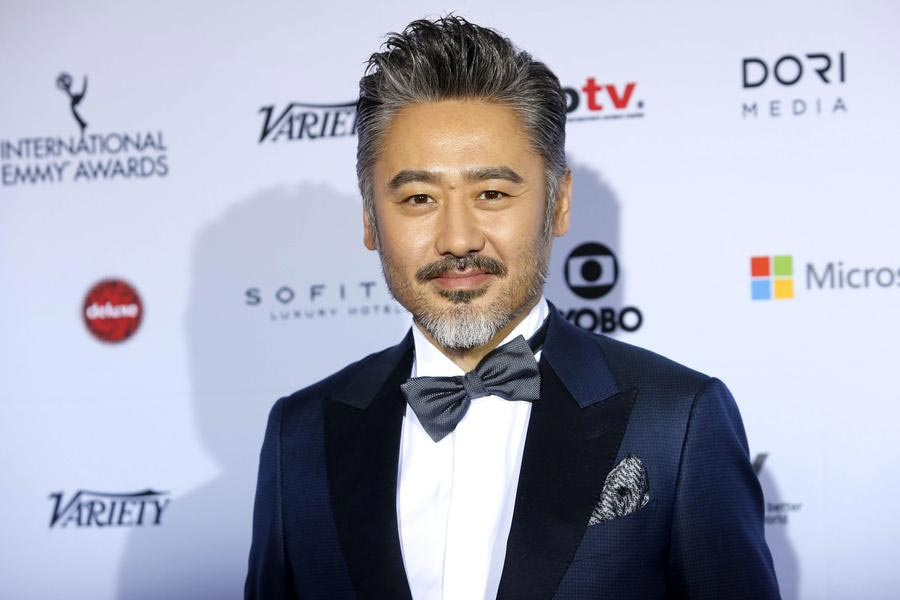 Chinese actor nominated for best actor at 42nd Intl Emmy Awards