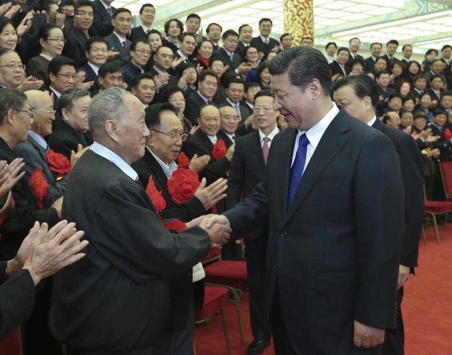 Chinese President stresses values of retired officials