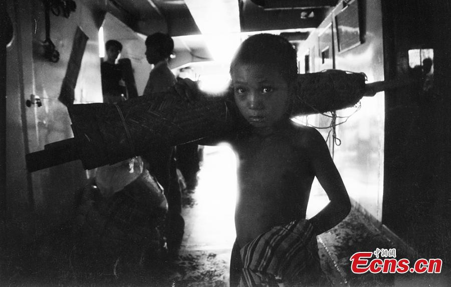 Through a 20-year lens: Relocated three gorges residents then and now