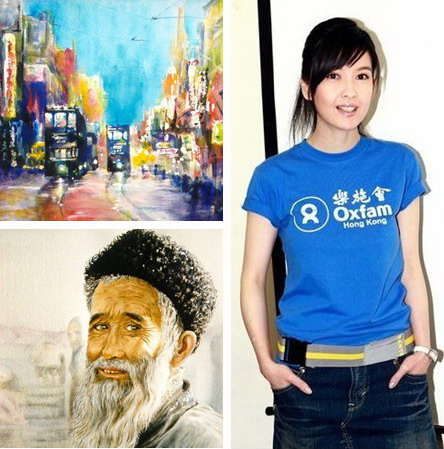 China's celebrity painters