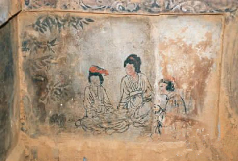 Stories and allusions in ancient frescos