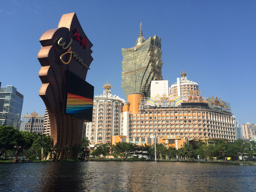Macao: towards a world center of tourism and leisure