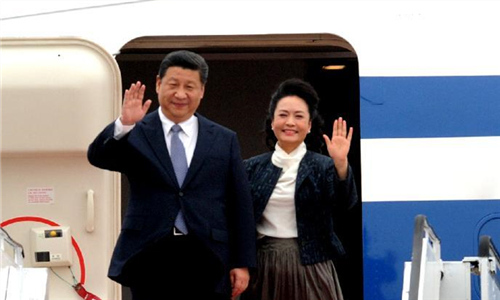 President Xi arrives in Macao for 15th anniversary celebrations