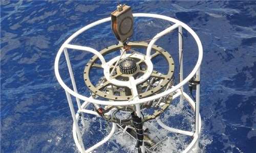 Jiaolong conducts scientific research in SW Indian Ocean