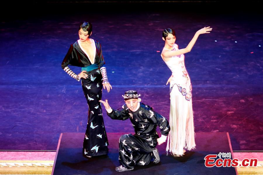Stylish Peking Opera night opens in Beijing