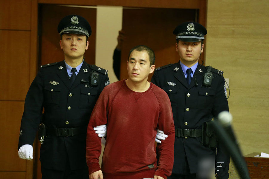 Zhang Mo sentenced to 6 months for drug charge