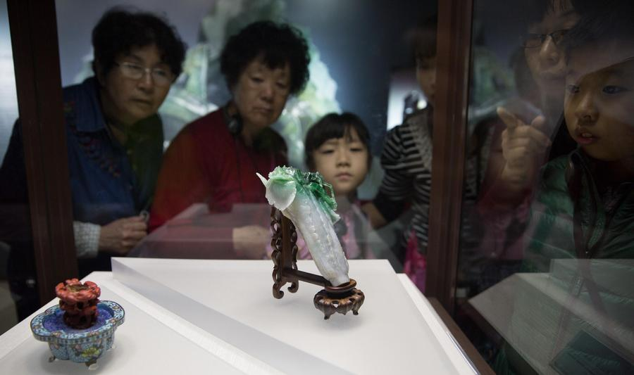 Taipei Palace Museum's visitor numbers set a new high