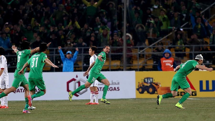 Beijing Guoan beats Suwon Samsung FC 1-0 at AFC Champions League