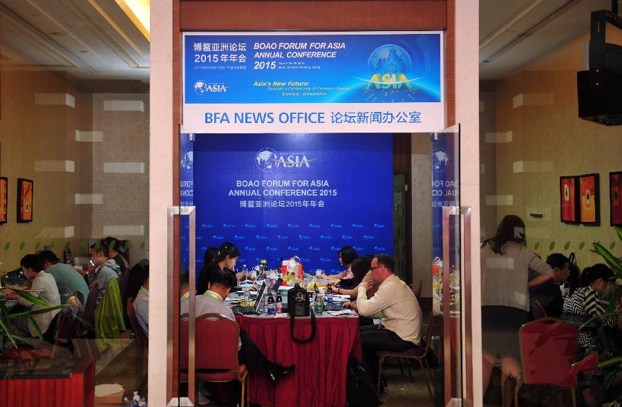Preparations finalized as Boao Forum kicks off