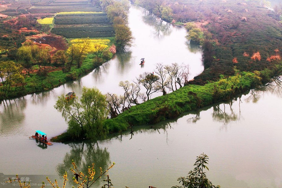 Wuyuan - the most beautiful county in China