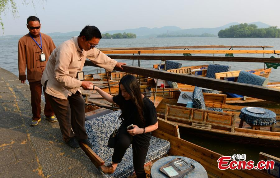 Uber offers boat service in Hangzhou