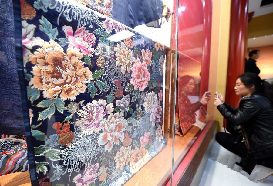 Nanjing Brocade Museum reopens to public