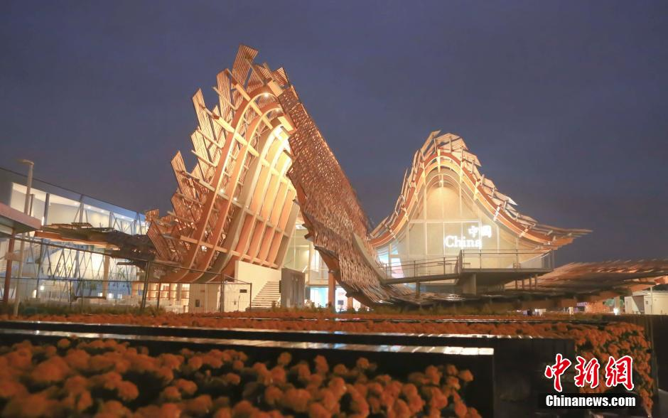Meet China Pavilion at Expo Milano 2015