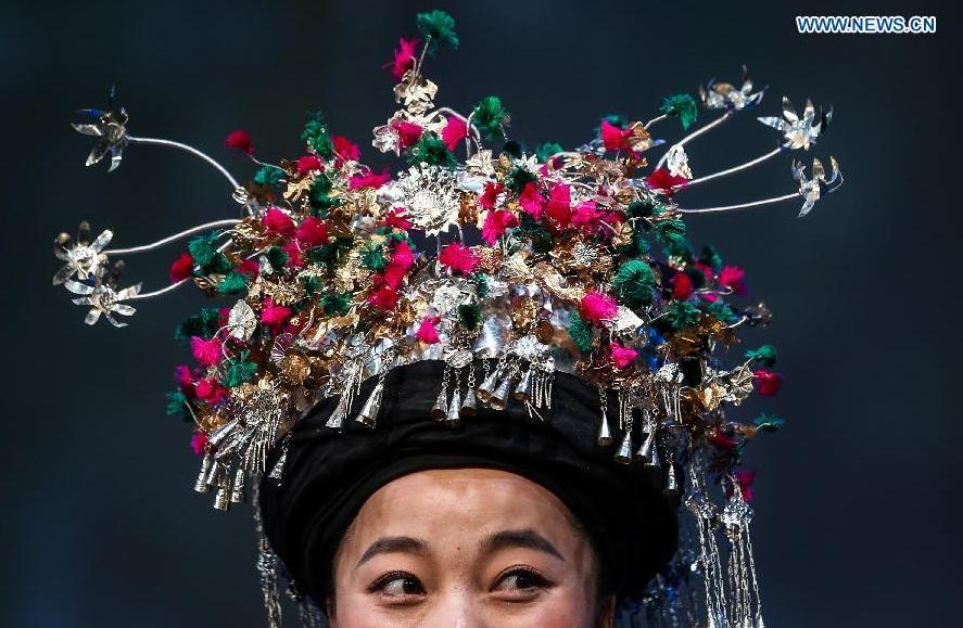 'Colorful China' show of 'Experience China' performed in Berlin