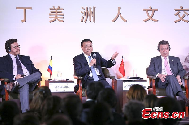 Li calls for closer China-LatAm cooperation at spiritual level