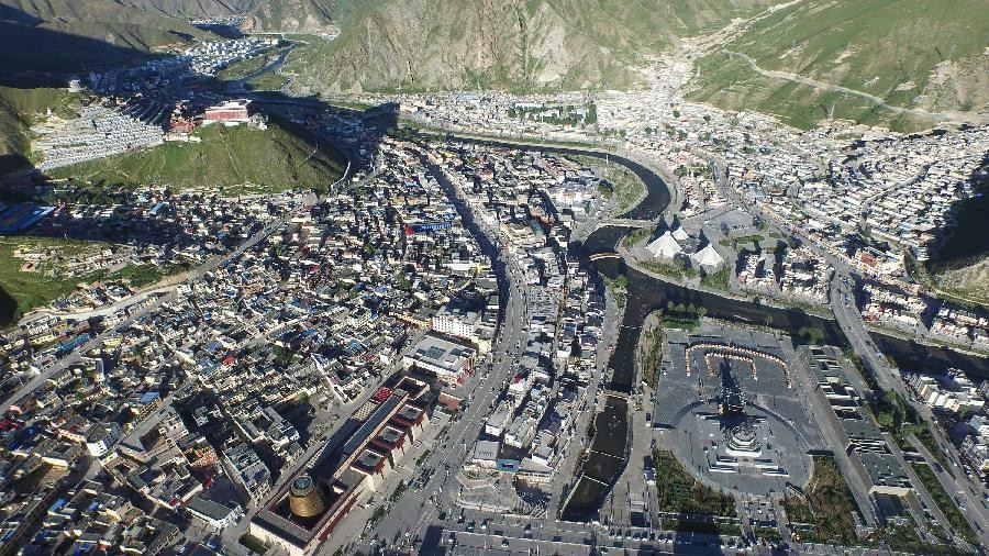 Five years of rebuilding revives quake-hit Yushu