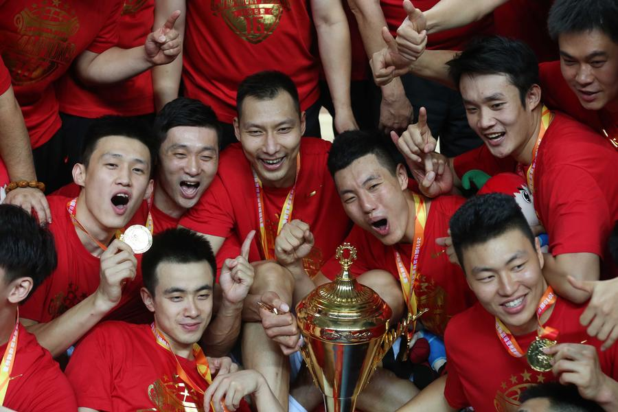 China's basketball team qualifies for Rio Olympics