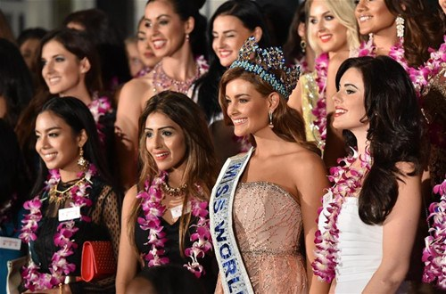 Final of 65th Miss World Competition to be held in Sanya