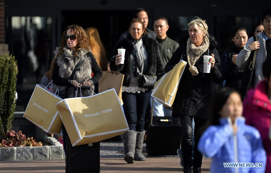 99.77 million people shop on Black Friday