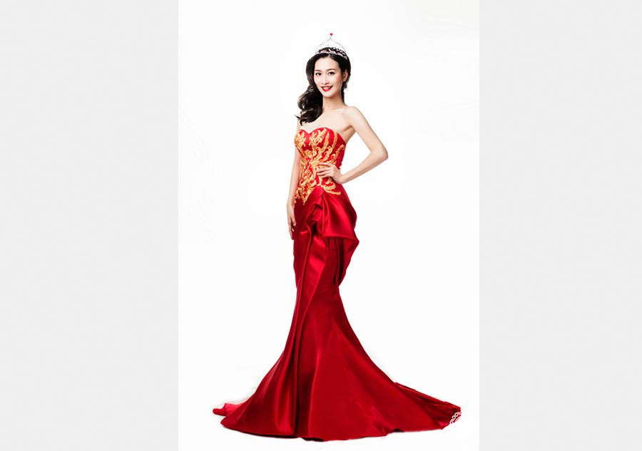 Miss World China Yuan Lu