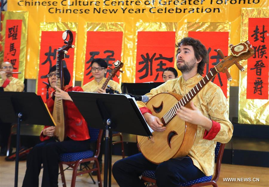 Chinese New Year Celebration held in Toronto