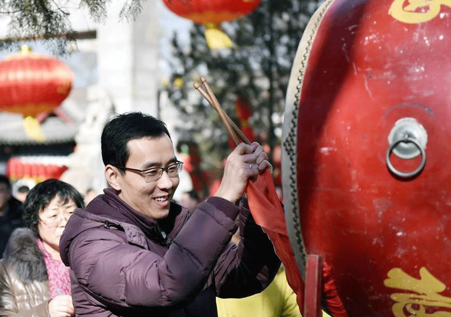 Year of the Monkey celebrated across China
