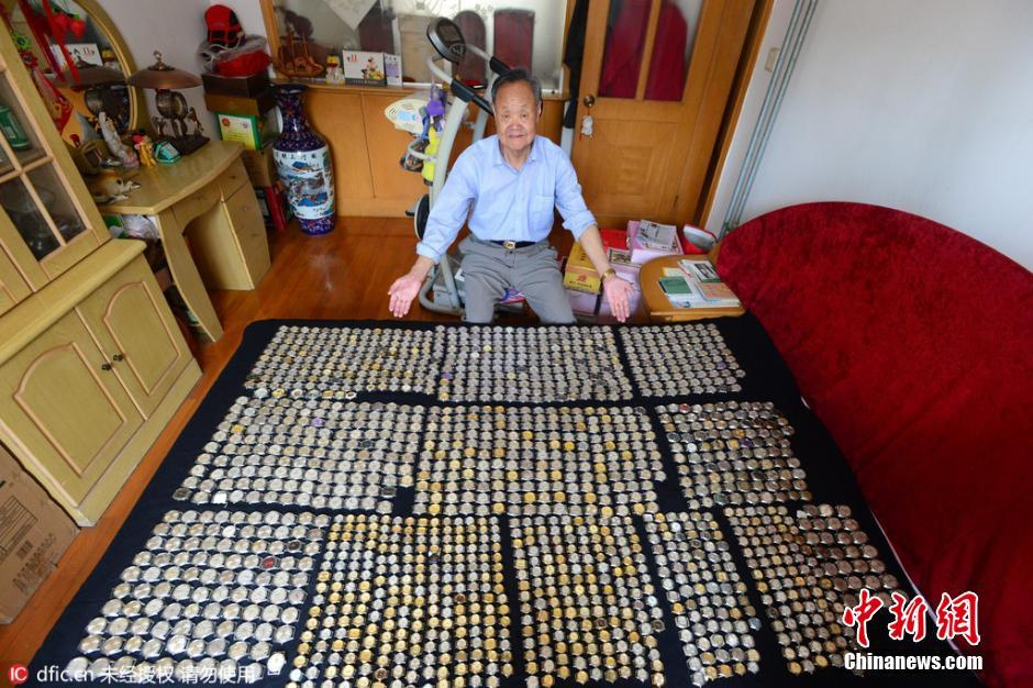 78-year-old repairman wants to donate 1,600 watches