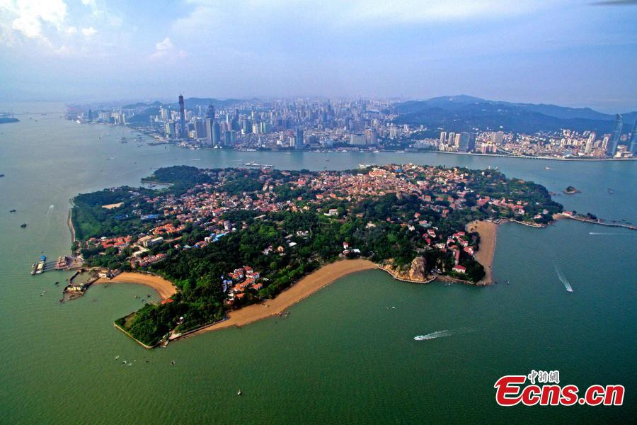 Charming Gulangyu Island aims to be world heritage site