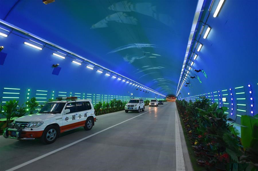 9,485-meter tunnel in NW China expected to be opened to traffic