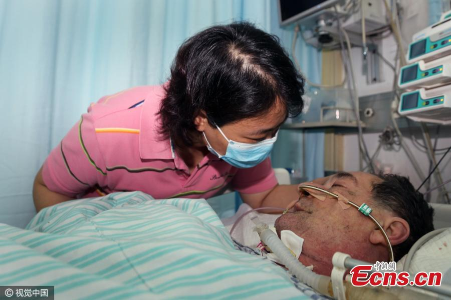 British man donates organs to six people in China