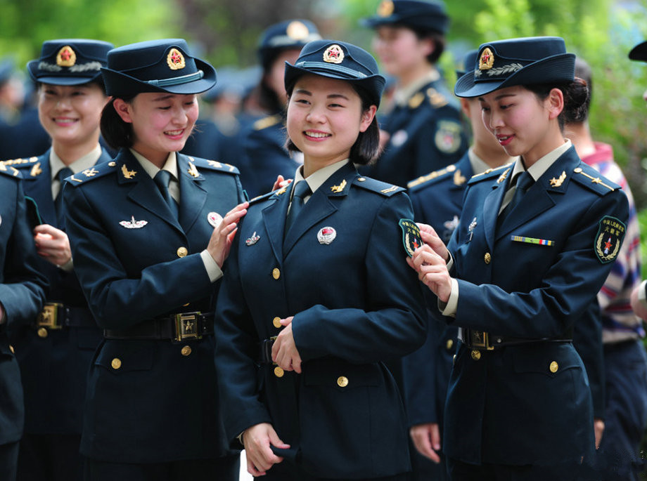 New uniforms for PLA's rocket force