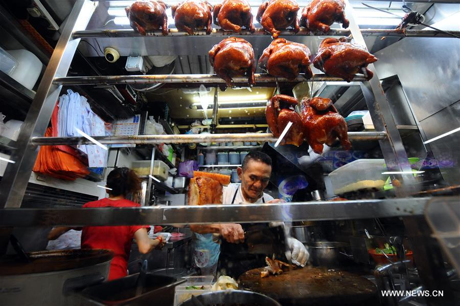 Michelin includes hawker stalls in list of distinguished eateries