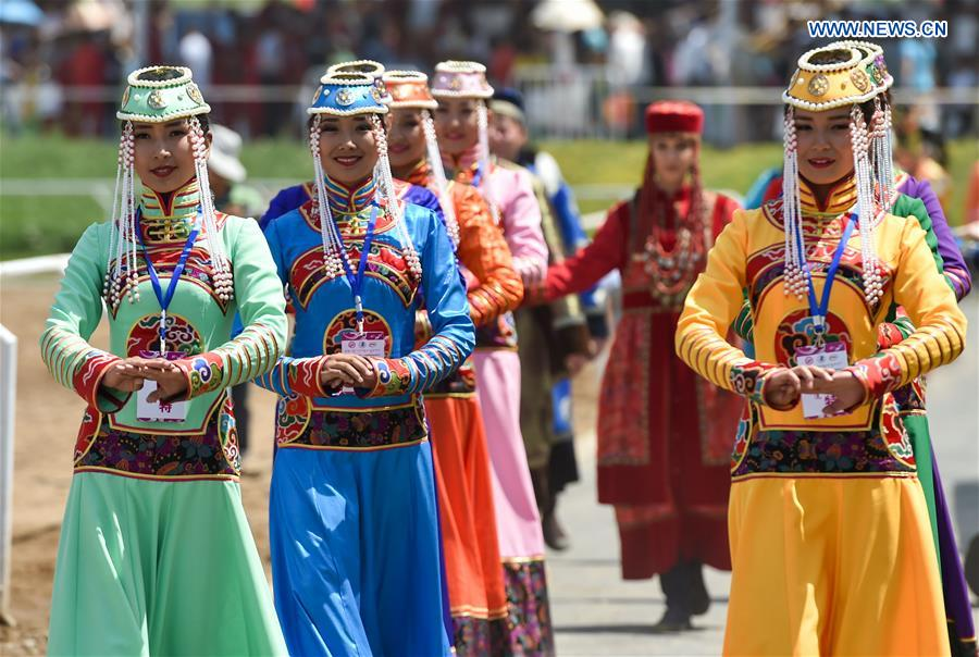 Regional Naadam festival kicks off in N. China