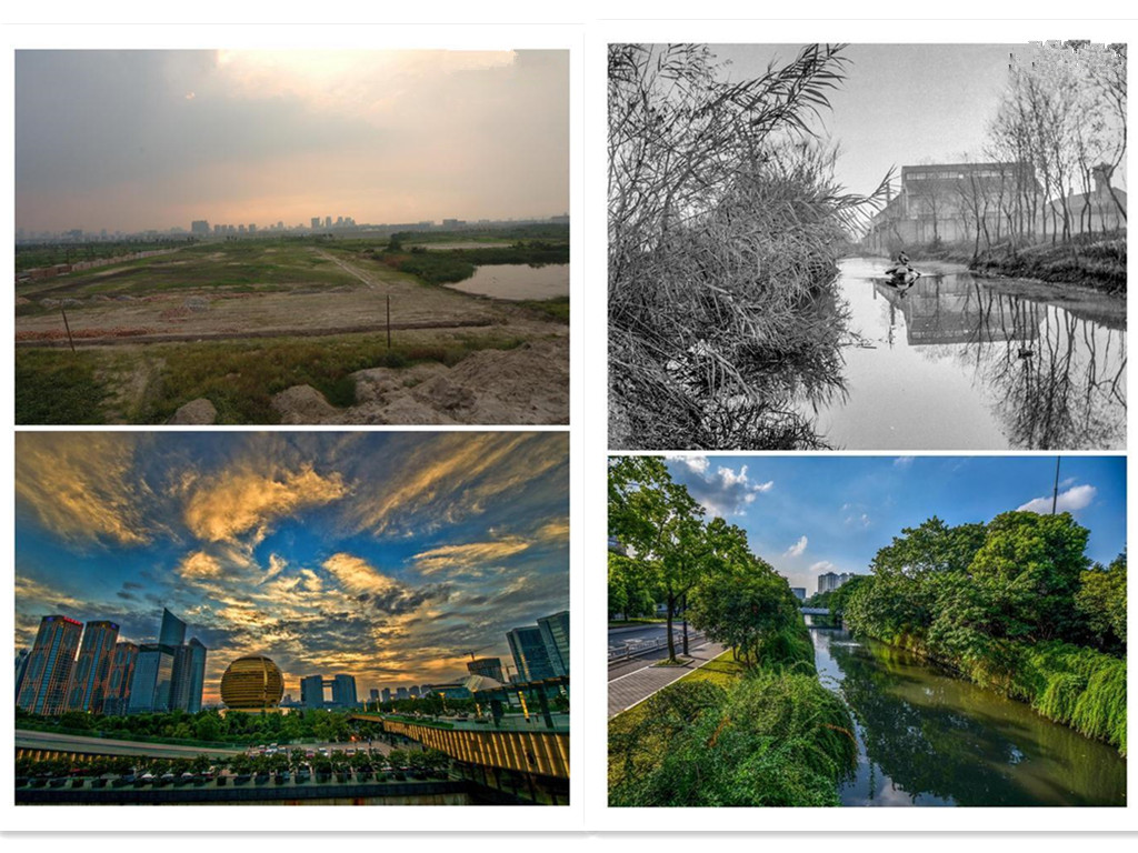 Hangzhou turns into modern city with scenery, improved construction