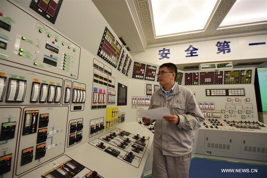 1st phase of Hongyanhe Nuclear Power Station project completed