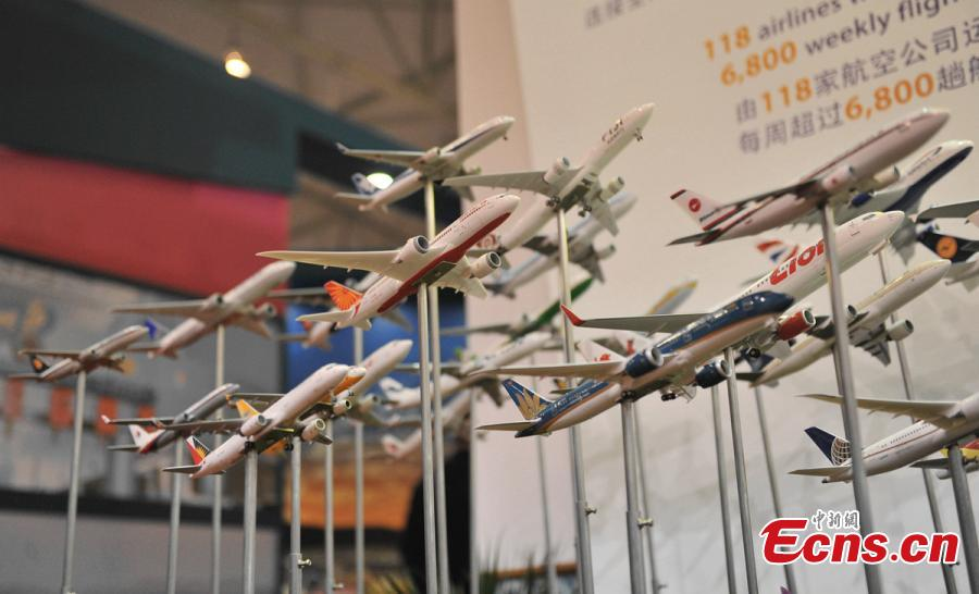 22nd World Routes kicks off in Chengdu