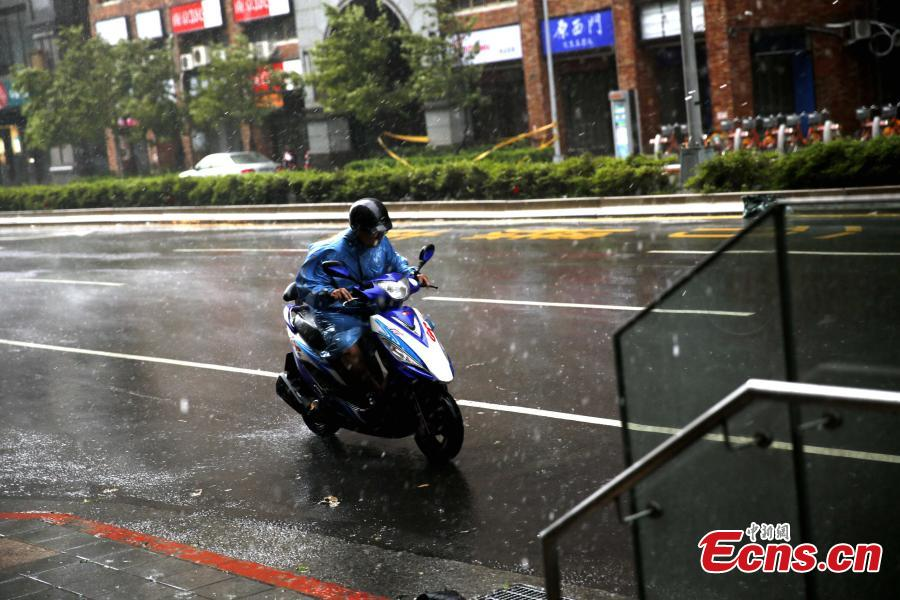 4 dead as Typhoon Megi lashes Taiwan