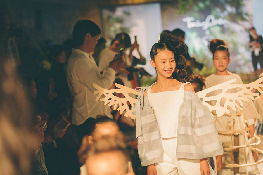 Innovative children's wear: Finding beauty in the everyday
