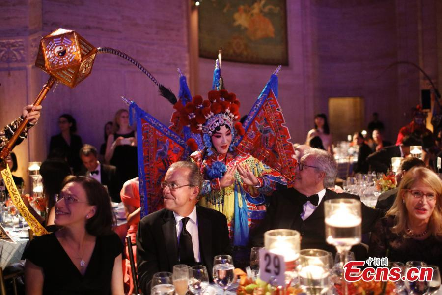 Innovative Peking Opera show staged in New York