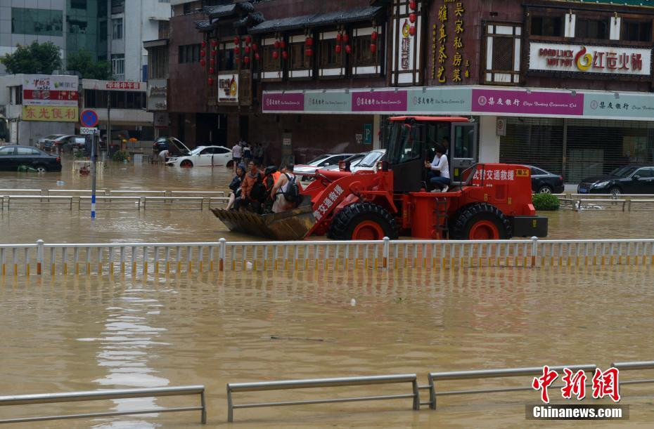 Typhoon Megi wreaks havoc in Fujian province