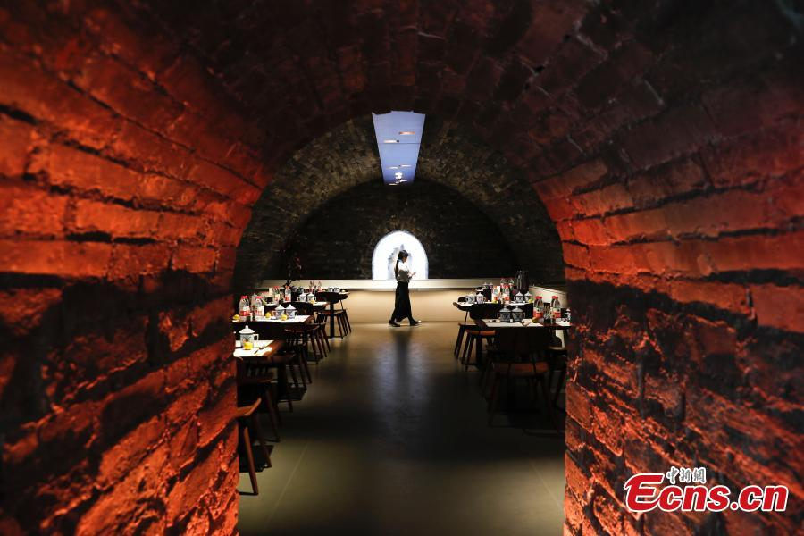 Palace Museum opens royal icehouse to the public